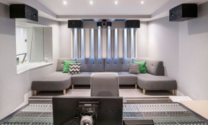 Dolby upgrades at Gramercy Park Studios