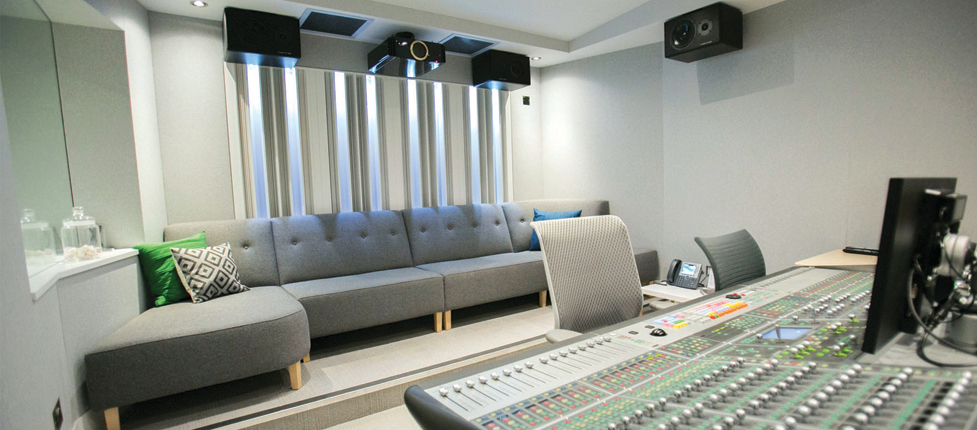 Technical installation for Gramercy Park Studios